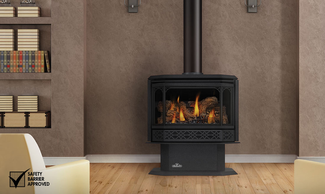 Gas Stoves & Inserts | Mike's Heating
