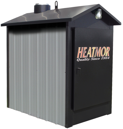 Outdoor Wood Furnaces Heatmor Furnace Photo