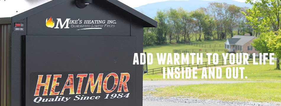 Heatmor Outdoor Wood Furnces